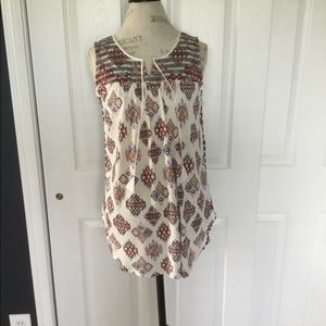 NWT Anthropologie One September Top - Small